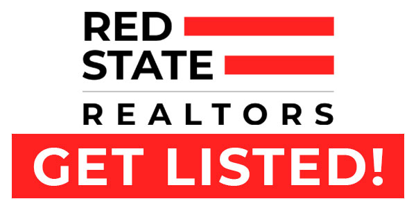 Red State Realtors - Get Listed